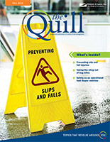 Fall Quill 2014 cover