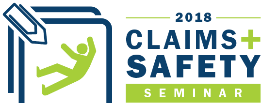 Claims and Safety Seminar Logo