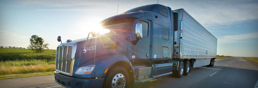 Fleet Trucking Insurance with Protective Insurance