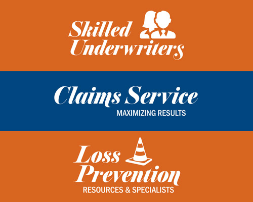Underwriting expertise you can count on.